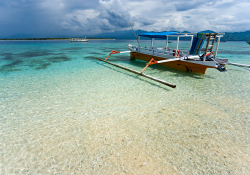 Bali airport transfer water taxi