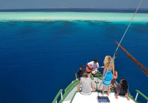 Maldives transfers prices