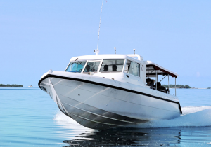 Speed boat Maldives transfer