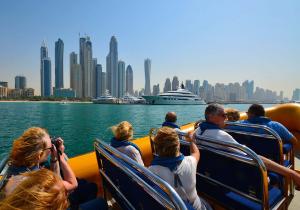 Speed boat UAE