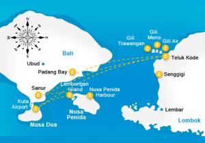Bali speedboat