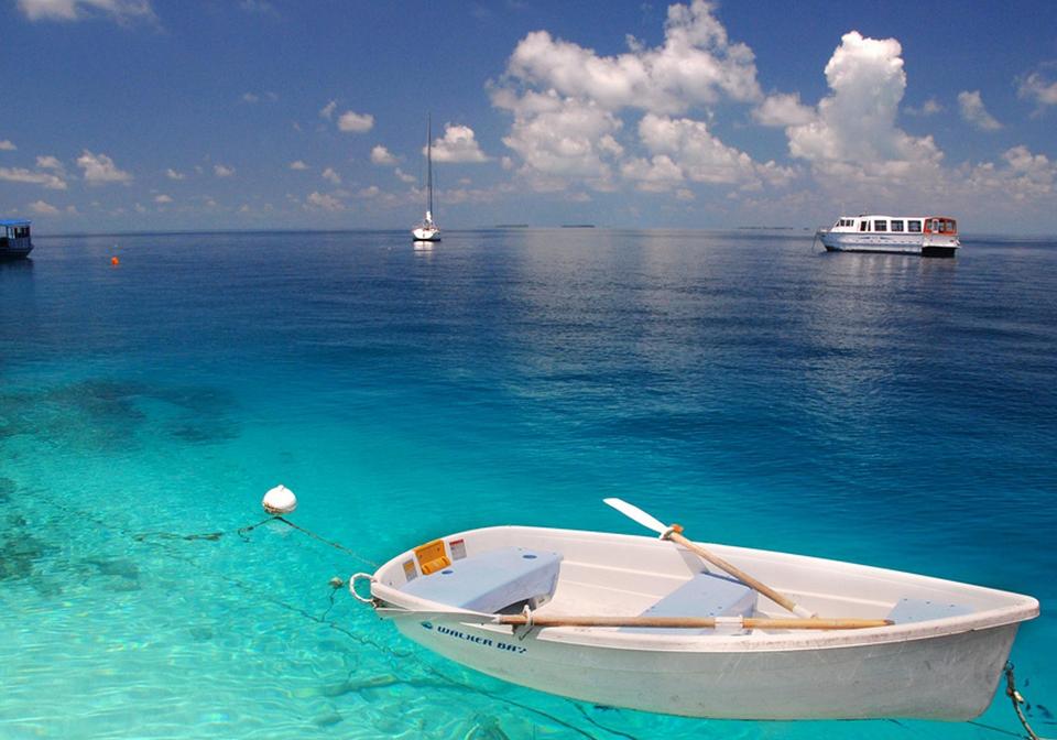 Transferotel Male Airport Water Taxi Maldives Speedboat